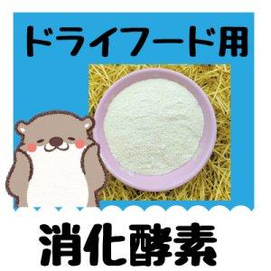 画像1: 2歳から必見【フードの消化】フェレットフード用の消化酵素(25%増量)